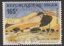 Niger Sc 810B Used - Niger (1960-...)