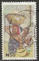 Nigeria Sc 801F Used - Nigeria (1961-...)