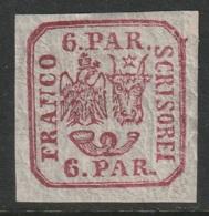 Romania Sc 20 MH - 1881-1918: Charles I