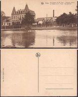 Limbourg - Saint-Trond - Velm - Le Château De M. Peten - Circa 1915 - Non Circulee - Cygnus - Sint-Truiden