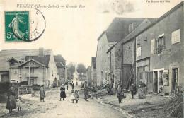 70 - Venère - Grande Rue - Autres Communes