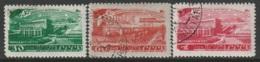 Russia Sc 1277-1279 Set CTO - 1923-1991 USSR