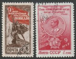Russia Sc 1462-1463 Set CTO - 1923-1991 USSR