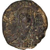 Monnaie, Romain IV, Follis, 1068-1071, Constantinople, TB+, Cuivre, Sear:1866 - Byzantines