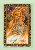 New Zealand - 1997 Christmas - $10 The Nativity - NZ-G-175 - Very Fine Used - New Zealand