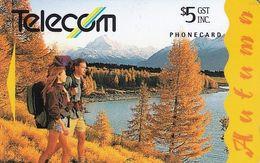 NEW ZEALAND(GPT) - Four Seasons/Autumn, CN : 232B, Used - New Zealand
