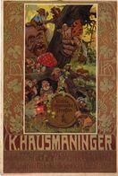 MARIBOR SLOVENIJA, K. HAUSMANINGER, VINSKI CENIK, 1930 - Advertising