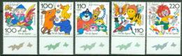 BRD 1990/94 Unterrand O Sonderstempel - [7] Repubblica Federale