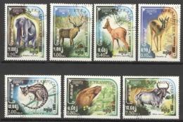 Kambodscha 613/19 O Wildtiere - Gibier