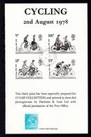 100 Jahre Britischer Radfahrer-Touring-Club Schwarzdruck - Unclassified
