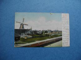 DELFZIJL  -  Gezicht Op Farmsum   -  Pays Bas - Delfzijl