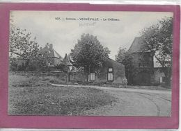 57.- VERNEVILLE .- Le Château - Autres Communes
