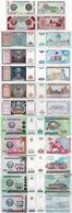Uzbekistan 1994-2017 - Set 12 Pcs - Pick 73-84 UNC - Usbekistan