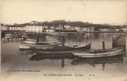 SAINT JEAN DE LUZ  Le Port RV - Saint Jean De Luz