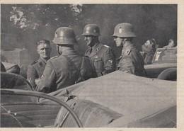 AK: Kriegs-WHW 1939/40, SD-Einsatzkommando, Tag Der Deutschen Polizei, Wien - Allemagne