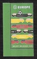Belg 2020 - Le Ballon Qui Rassemble ** (1 Timbre) - Belgium