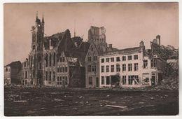 8491, FOTO-AK, WK I, Diksmuide (französisch Dixmude) Ist Eine Stadt In Westflandern In Belgien - Guerre 1914-18