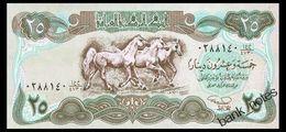 IRAQ 25 DINARS 1990 Pick 74 Unc - Iraq