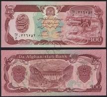 Afghanistan P 58 A - 100 Afghanis 1979 - UNC - Afghanistan