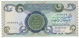 Iraq P 69 - 1 Dinar 1984 - UNC - Iraq