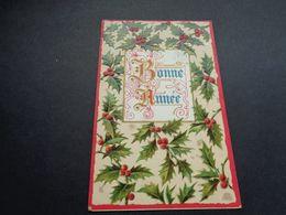 Carte ( 1236 )  Gaufrée  Reliëf   Fantaisie  Fantasie - Fantaisies