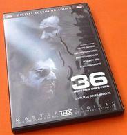 36 Quai Des Orfèvres   Un Film De Olivier Marchal  Avec Daniel Auteuil, Gérard Depardieu, André Dussollier    (2004) - Action, Aventure