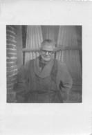 LA HERIE LA VIEVILLE AISNE CHEZ GEORGETTE 1954 PHOTO ORIGINALE 10 X 6.50 CM - Orte