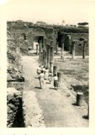 POMPEI 1960 PHOTO ORIGINALE 12.50 X 9 CM - Orte