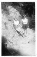 VILLEFRANCHE SUR MER LE PLATEAU SAINT MICHEL PHOTO ORIGINALE  8.50 X 6 CM - Places