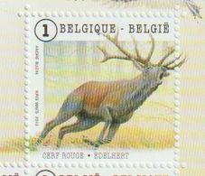 Belgique. Belgium.2015   Cerf Rouge. Stag - Otros