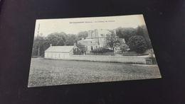 80 - Somme - BEAUQUESNE - Le Chateau De Valvion  En L'état Sur Les Photos - Beauquesne