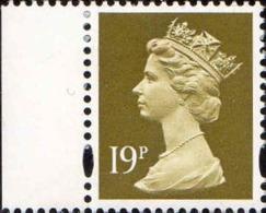GB Poste N** Yv:1709/1714 Elisabeth II Echancrure (certains Bord De Feuille) - 1952-.... (Elizabeth II)