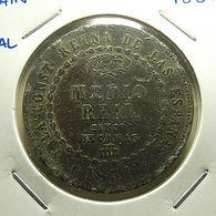 Spain 1/2 Real 1851 - [1] …-1931: Königreich