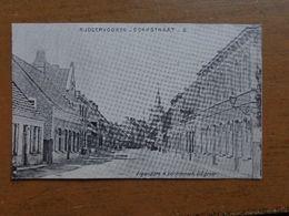 Ruddervoorde, Dorpstraat --> Onbeschreven - Oostkamp