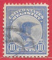 Etats-Unis D'Amérique Lettre Recommandée N°2 10c Outremer 1911 O - Special Delivery, Registration & Certified