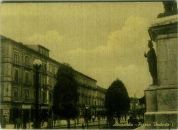ATRIPALDA ( AVELLINO ) PIAZZA UMBERTO I - EDIZIONE A. BARILE - SPEDITA 1956 ( BG4157) - Avellino