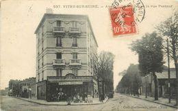 94 VITRY SUR SEINE - RUE PASTEUR - Vitry Sur Seine