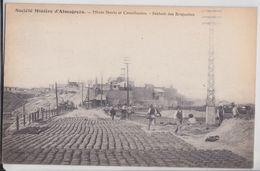 Almeria (Andalucia) - Société Minière D'Almagrera - Mines Iberia Et Conciliacion Séchoir Des Briquettes Brique Mine - Almería