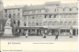 CARTE POSTALE ANCIENNE BAD KREUZNACH - DEUTSCHLAND - ALLEMAGNE - Bad Kreuznach