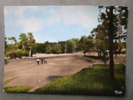 CP 62 HARDELOT PLAGE - Le Golf Des Dunes  Ou Des Pins  , Green Joueurs De Golf , Les Golfeurs - Autres Communes