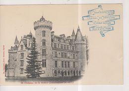 CPA-49-Maine Et Loire- Château De La MOTHE CHANDENIERS- - Frankrijk