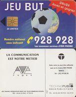 253/ Morocco; P14. JEU BUT, Chip 1B.1, 25 Units - Marokko