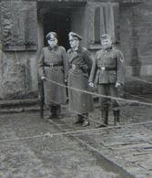 Photox2 LANGEMARK Naast Poelkapelle Boezinge 1941 Mémorial Soldats Allemands 1940 Occupation Belgium Vlaanderen - Places