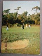 CP 62 LE TOUQUET PARIS PLAGE - Le Golf Du Touquet  - Golfing - Joueurs Golfeurs De Golf Sur Le Green 1964 - Le Touquet