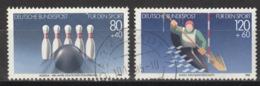 BRD 1238/39 O - [7] Repubblica Federale