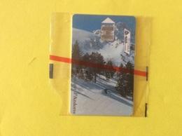 Andorra Andorre Tarjetta Télécarte NSB , Congrès Mundial De Neu - Andorre