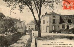 CATUS...le Ruisseau Du Vert - Otros Municipios