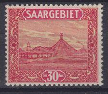 Saargebiet MiNr. 90 ** - 1920-35 League Of Nations