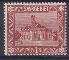 Saargebiet MiNr. 94 ** - 1920-35 League Of Nations