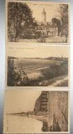 3 Cpa SCHELLE Env. 1920 - Schelle